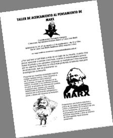 Taller Marx